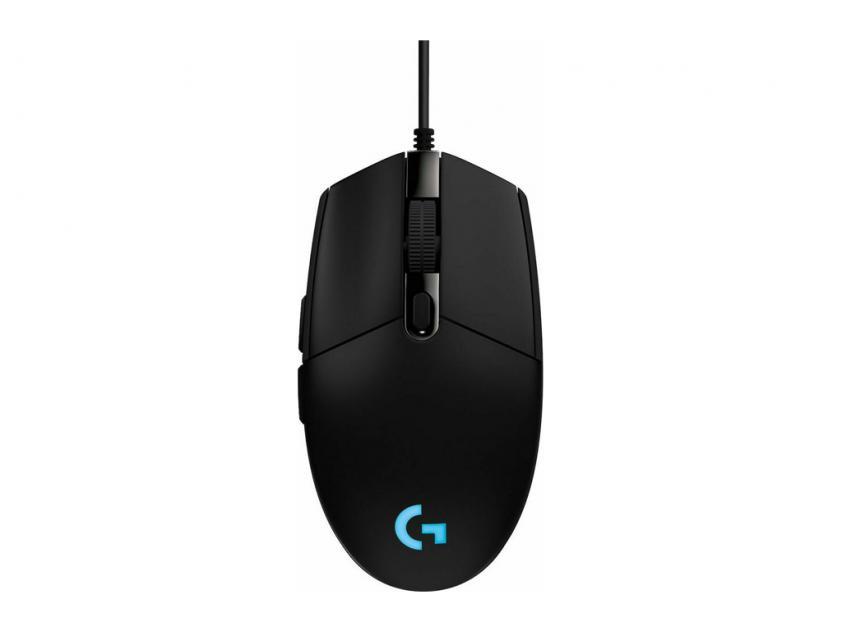 Gaming Mouse Logitech G102 Lightsync RGB Black (910-005823)