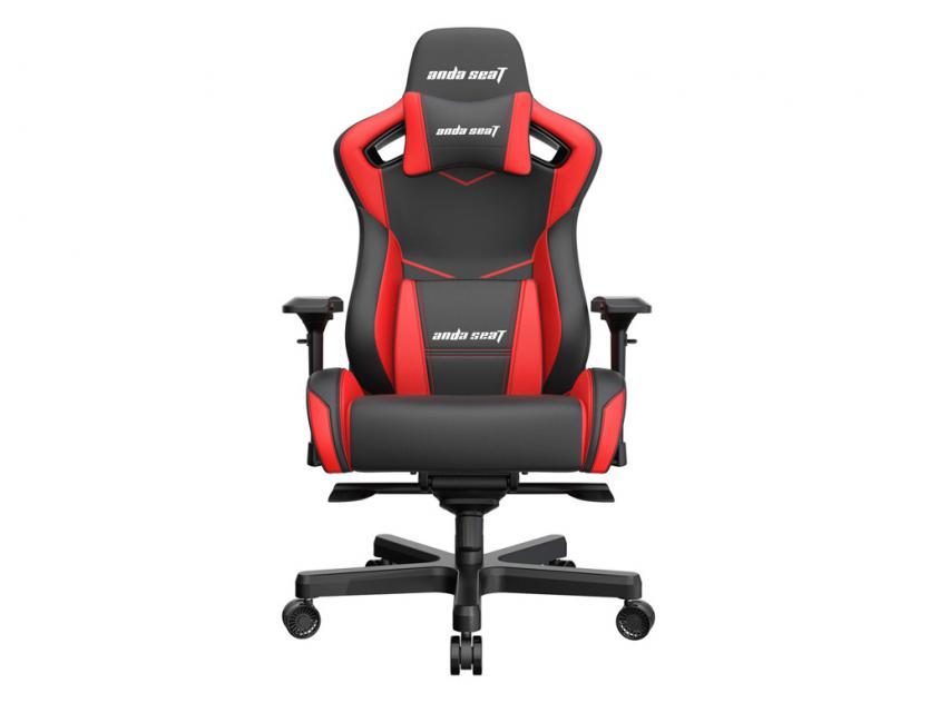 Gaming Καρέκλα Anda Seat AD12XL Kaiser-II Black/Red (AD12XL-07-BR-PV-R01)