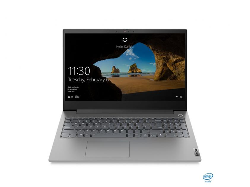 Laptop Lenovo ThinkBook 15P-IMH 15-inch i5-10300H/8GB/512GBSSD/GeForce GTX 1650/W10P/2Y (20V3000KGM)