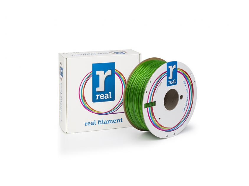 3D Printer Filament Real PETG 2.85mm Spool of 1Kg Green (NLPETGGREEN1000MM3)
