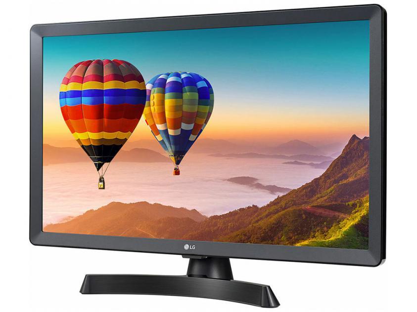 Οθόνη LG 24TN510S-PZ 23.6-inch Smart TV Black (24TN510S-PZ)