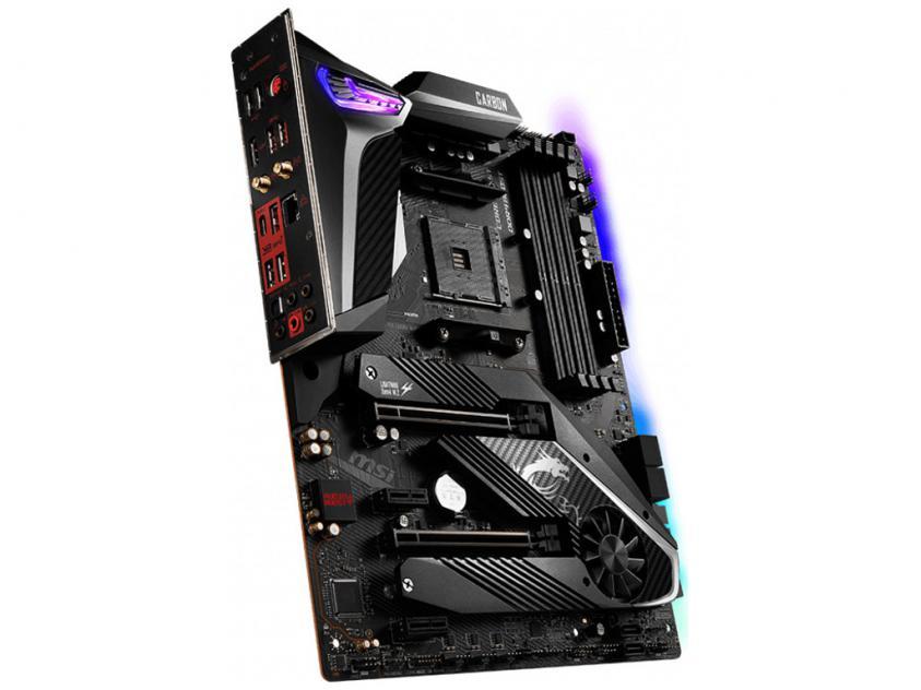 Μητρική MSI X570 Gaming Pro Carbon Wi-Fi (7B93-001R)