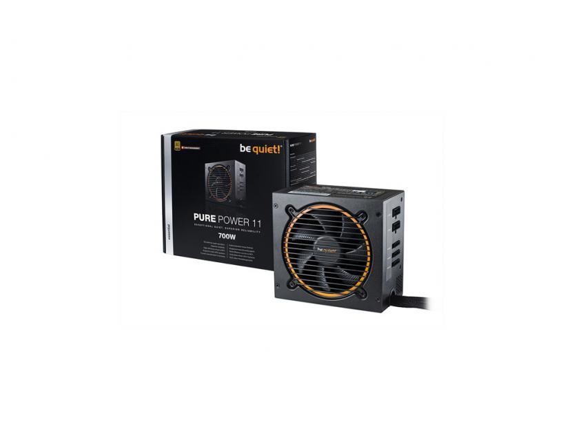 Τροφοδοτικό Be Quiet Pure Power 11 CM 700W (BN299)