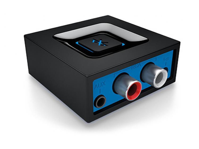 Logitech Bluetooth Audio Receiver (980-000912)
