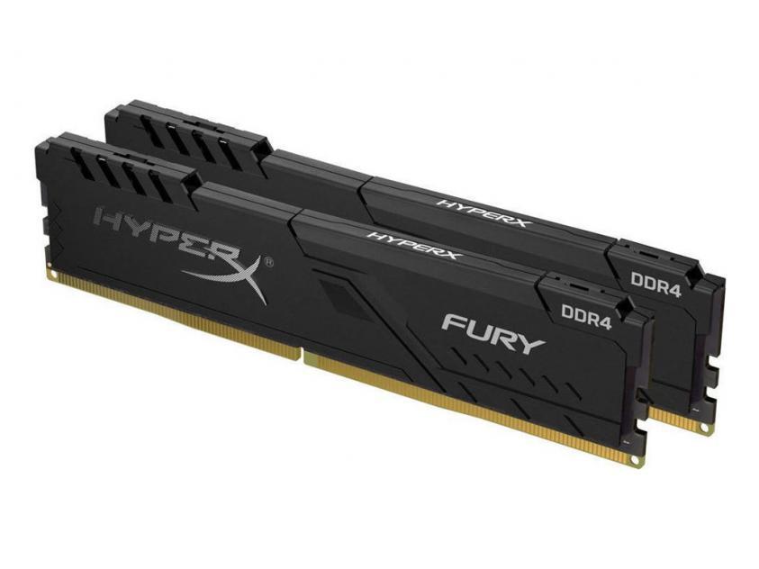 RAM Kingston HyperX Fury 32GB DDR4 2400MHz CL15 (HX424C15FB4K2/32)