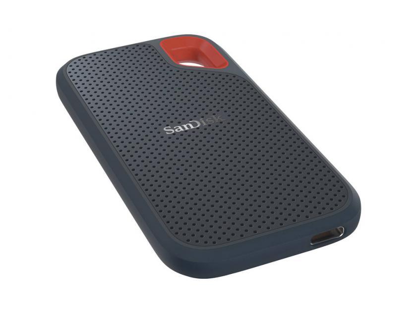 Εξωτερικός Σκληρός Δίσκος SSD Sandisk Extreme Portable 250GB (SDSSDE60/250G/G25)