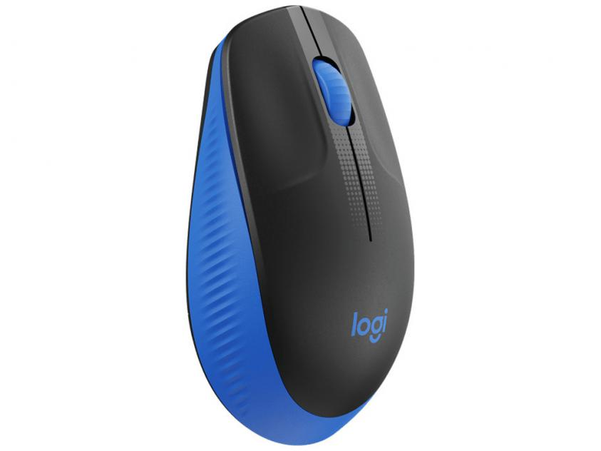 Mouse Logitech M190 Blue (910-005905)