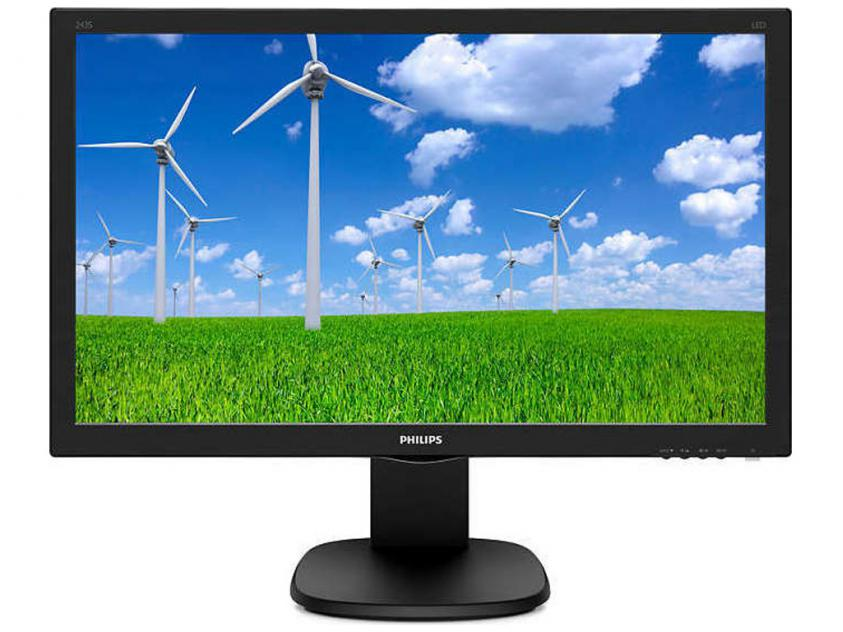 Οθόνη Philips 243S5LJMB 24-inch LED (243S5LJMB)