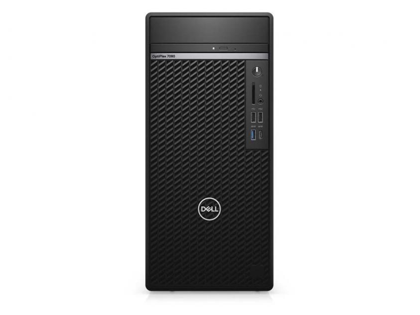 Desktop Dell Optiplex 7080 MT i7-10700/16GB/512GBSSD/W10P/5Y