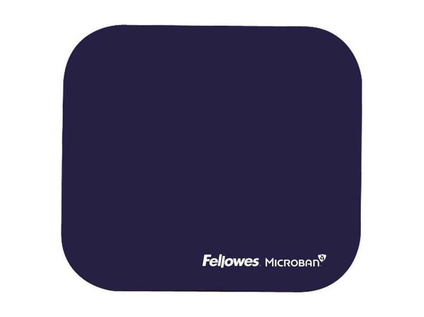 MousePad Fellowes Microban Navy (5933805)
