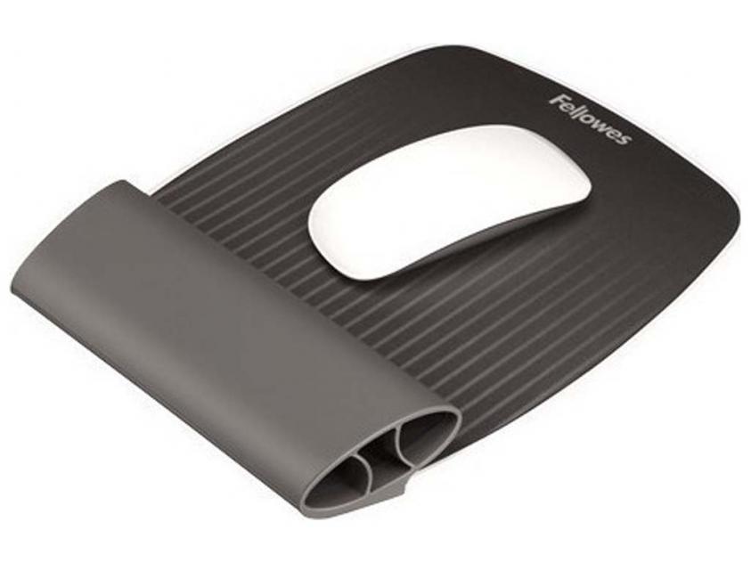 MousePad Fellowes Wrist Rest Rocker Grey (9311802)
