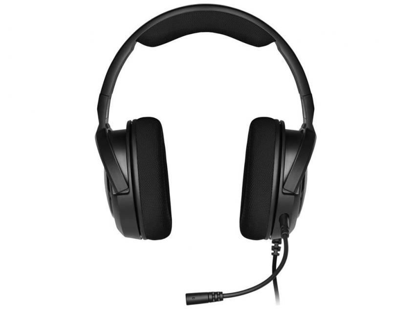 Gaming Headset Corsair HS35 Carbon (CA-9011195-EU)