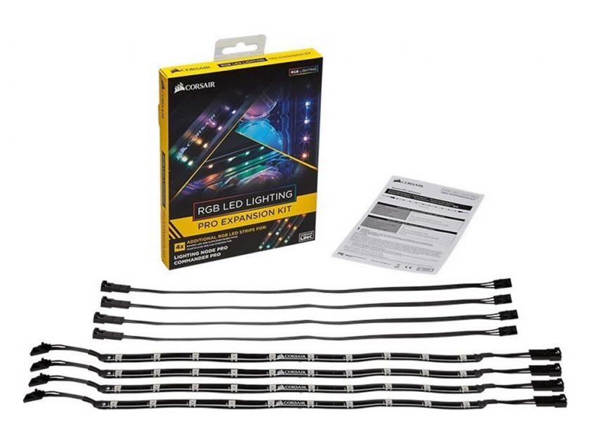 Corsair RGB LED Lighting Pro Expansion Kit (CL-8930002)