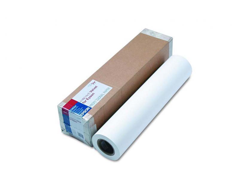 Φωτογραφικό Χαρτί Epson Somerset Velvet Fine Art Roll 255gr/m² (C13S041702)
