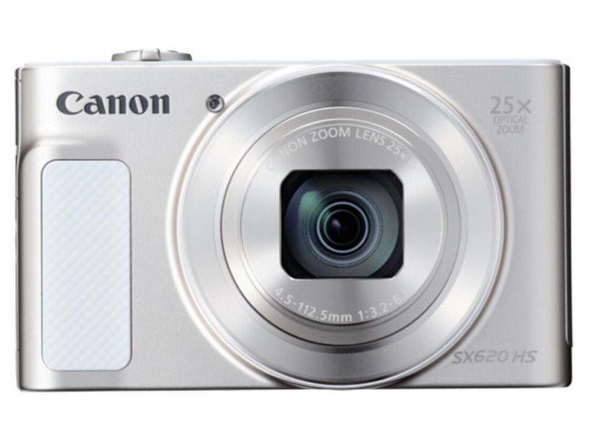 Φωτογραφική Μηχανή Canon PowerShot SX620 HS White (AJ1073C002AA)