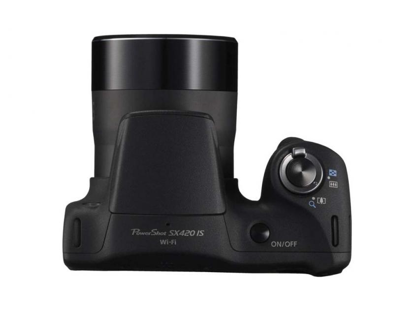 Φωτογραφική Μηχανή Canon PowerShot SX420 IS Black (AJ1068C002AA)