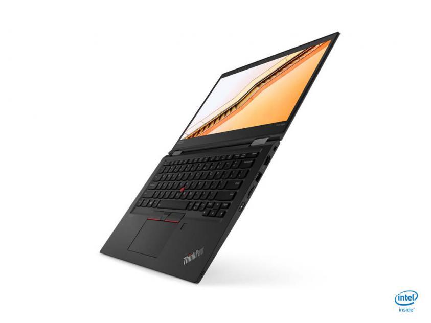 Laptop Lenovo ΤhinkPad Yoga X13 Convertible 13.3-inch i7-10510U/16GB/512GBSSD/W10P/3Y (20SX001DGM)