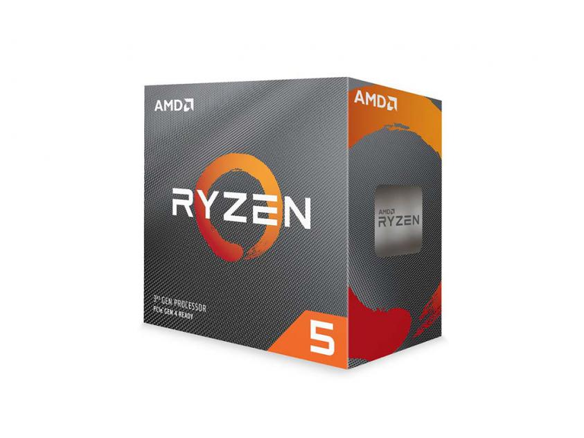 Επεξεργαστής AMD Ryzen 5 3500X 3.60GHz Box (100-100000158BOX)