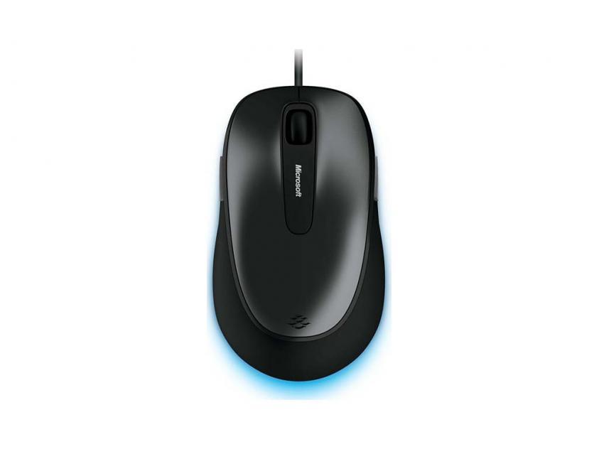 Ποντίκι Microsoft Comfort 4500 Black (4FD-00023)
