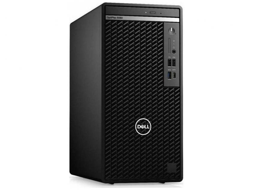 Desktop Dell Optiplex 5080 MT i5-10500/16GB/256GBSSD/W10P/5Y