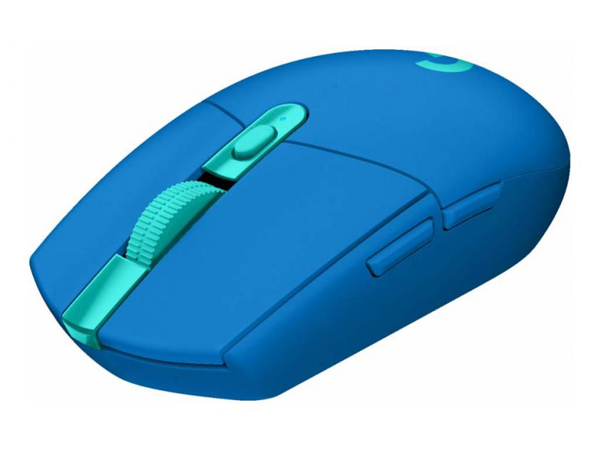 Gaming Mouse Logitech G305 Blue (910-006015)