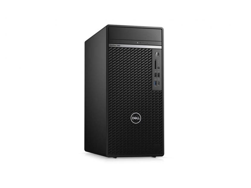 Desktop Dell Optiplex 7080 MT i7-10700/8GB/2x256GBSSD/W10P/5Y