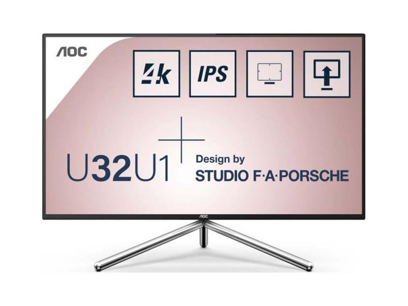 Gaming Monitor AOC U32U1 32-inch (U32U1)