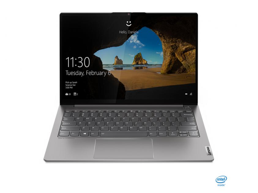 Laptop Lenovo ThinkBook 13s-ITL 13.3-inch i7-1165G7/16GB/512GBSSD/W10P/3Y/Grey (20V90004GM)