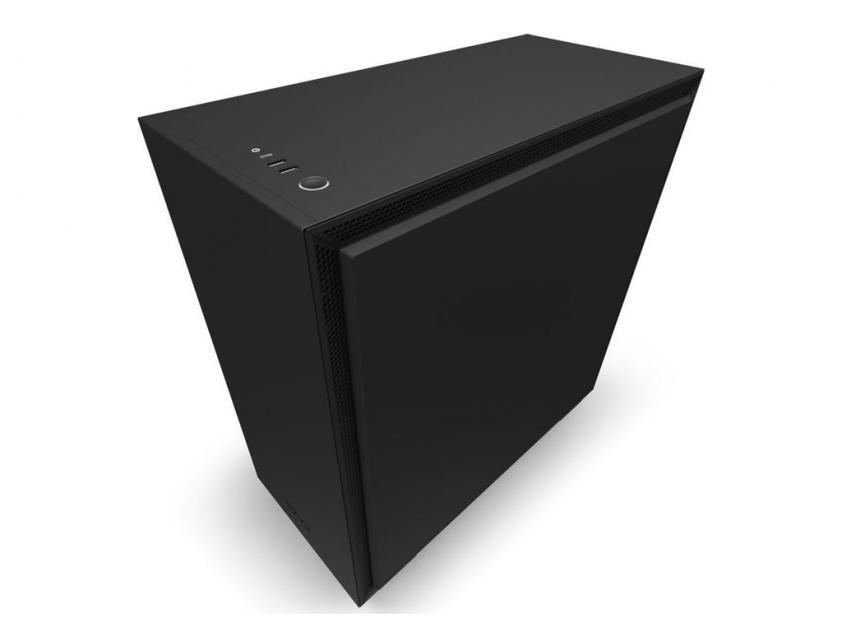 Κουτί NZXT H710i RGB Black (CA-H710i-B1)