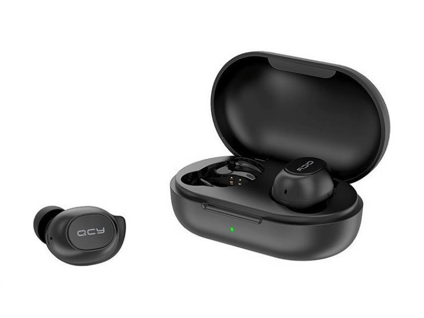 Ακουστικά Handsfree QCY T9 Black (6957141405727)