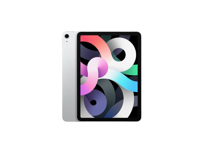 Apple iPadAir 2020 Wi-Fi + Cellular 10.9-inch 64GB - Silver (MYGX2RK/A)
