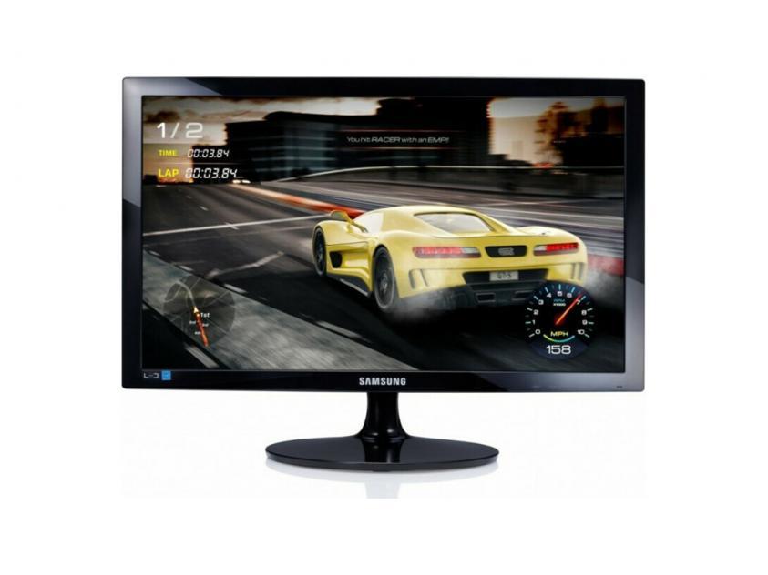 Gaming Οθόνη Samsung LS24D332HSO 24-inch (LSLS24D332HSO/EN)