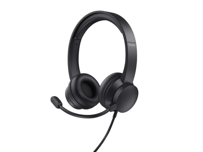 Ακουστικά Trust RYDO USB (24133)