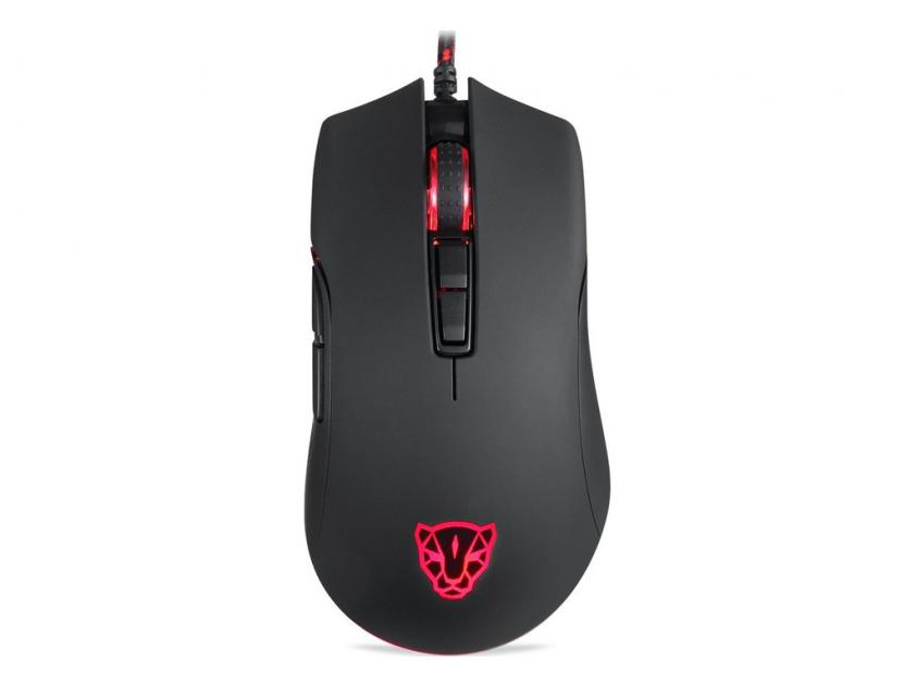Gaming Ποντίκι Motospeed V70 Wired Black (MT00177)