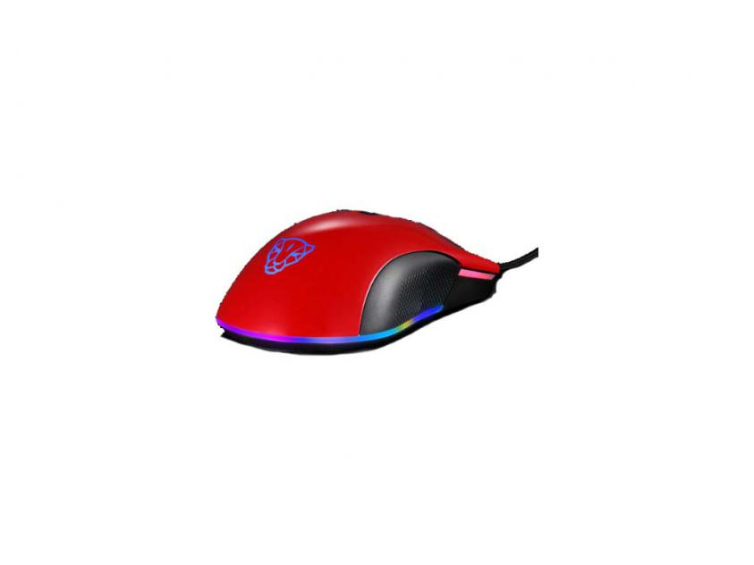 Gaming Ποντίκι Motospeed V70 Wired Zeus 6400 Red (MT00227)