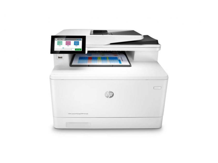 Πολυμηχάνημα HP Color LaserJet Managed E47528f (3QA75A)