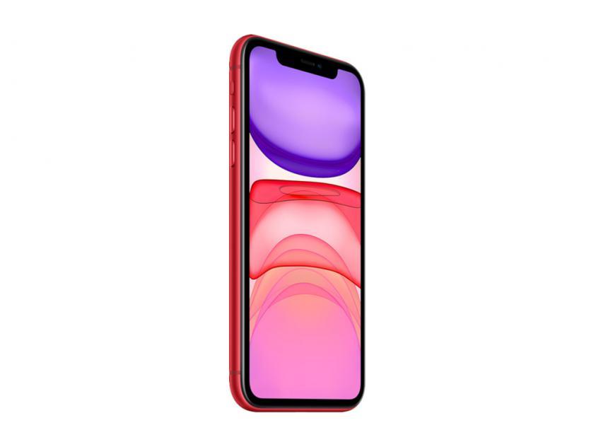 Apple iPhone  11 256GB Red (MHDR3GH/A) *δεν συμπεριλαμβάνεται power adapter & Earpods*