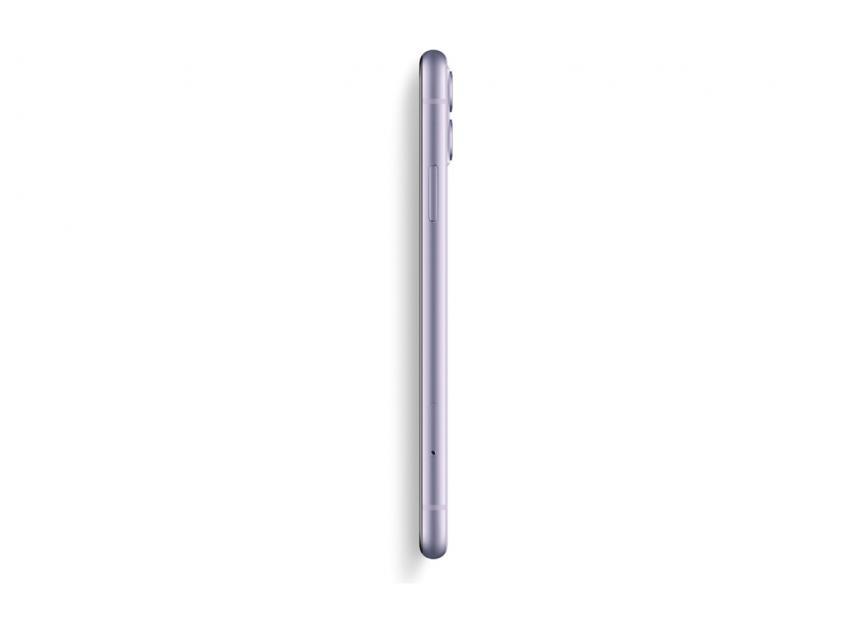 Apple iPhone  11 256GB Purple (MHDU3GH/A) *δεν συμπεριλαμβάνεται power adapter & Earpods*