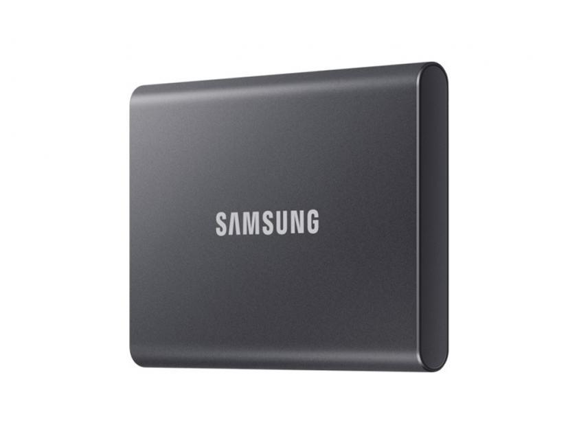 Εξωτερικός Σκληρός Δίσκος SSD T7 1TB Blue (MU-PC1T0T/WW)