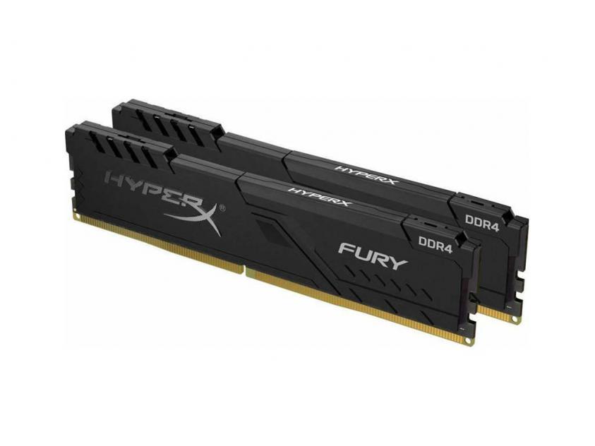 Μνήμη RAM Kingston HyperX Fury 16GB DDR4 3200MHz CL16 (HX432C16FB3/16)