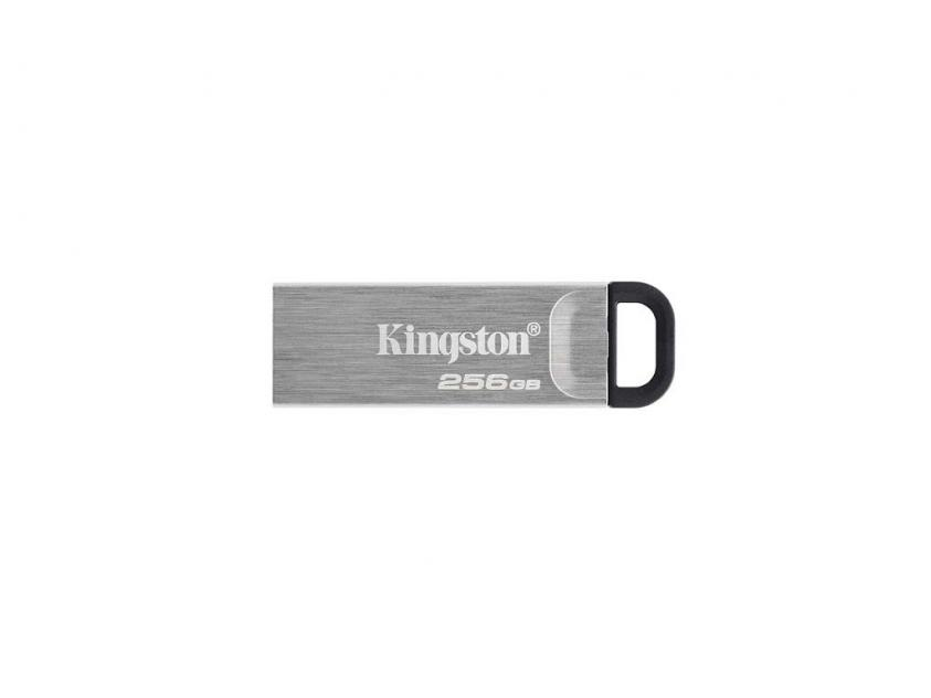 USB Flash Drive Kingston DataTraveler Kyson 256GB 3.2 Silver (DTKN/256GB)