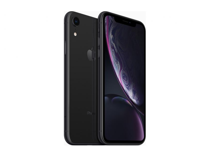 Apple iPhone XR 128GB Black (MH7L3GH/A) *δεν συμπεριλαμβάνεται power adapter & Earpods*