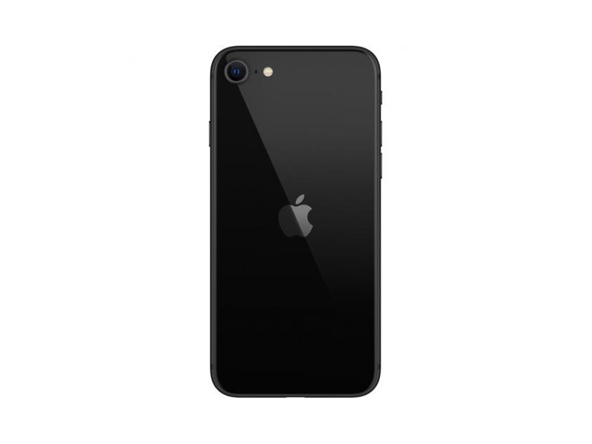 Apple iPhoneSE 2020 64GB Black (MHGP3GH/A) *δεν συμπεριλαμβάνεται power adapter & Earpods*