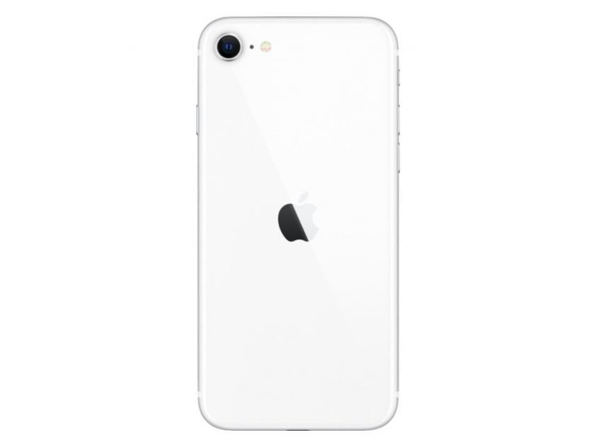 Apple iPhoneSE 2020 64GB White (MHGQ3GH/A) *δεν συμπεριλαμβάνεται power adapter & Earpods*