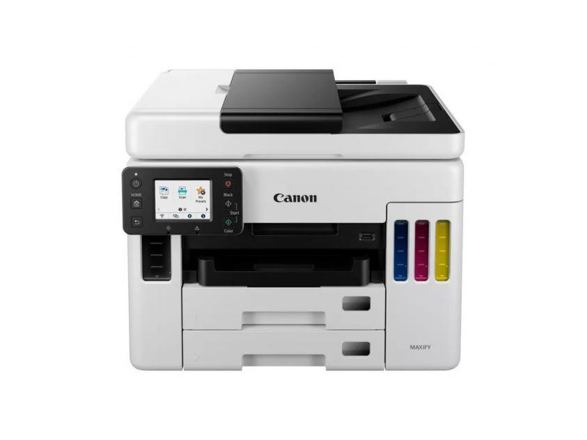 Πολυμηχάνημα MFP Canon Color inkJet Maxify GX7040 (4471C009AA) (3 Έτη εγγύηση)
