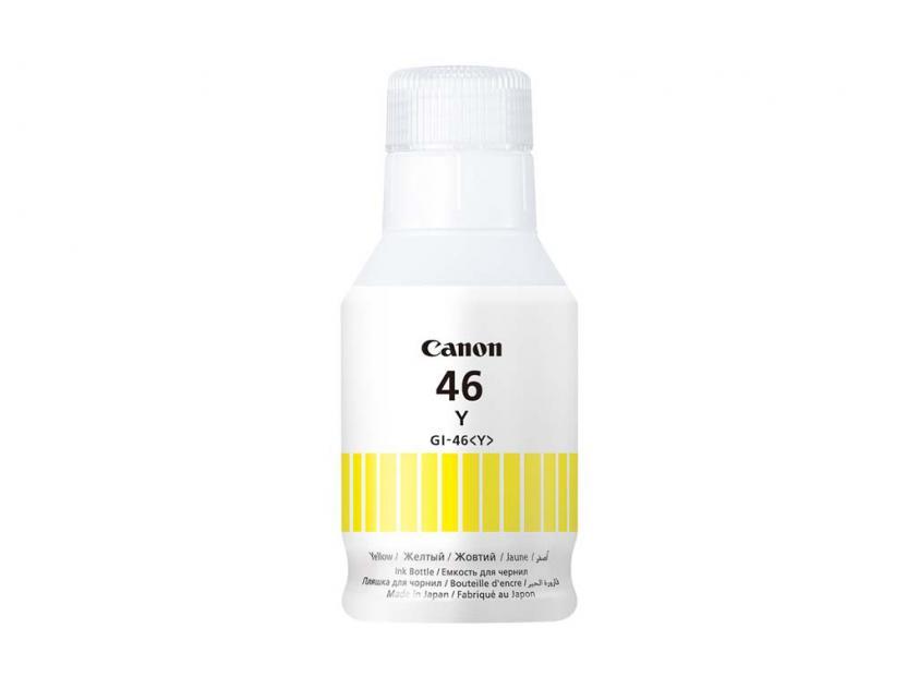Μελάνι Canon GI-46 Yellow 14000Pgs (4429C001)