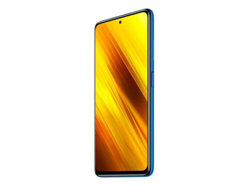 Κινητό Τηλέφωνο Xiaomi Poco X3 NFC Dual Sim 6GB/64GB Blue (POCX3664BL)