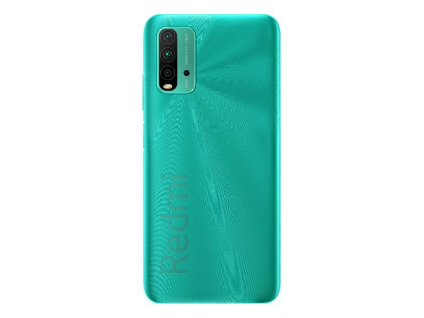 Κινητό Τηλέφωνο Xiaomi Redmi 9T Dual Sim 4GB/128GB Green (RMI9T4128GR)