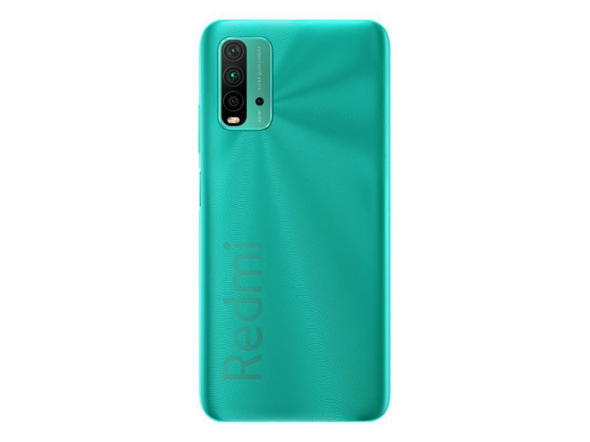 Κινητό Τηλέφωνο Xiaomi Redmi 9T Dual Sim 4GB/64GB Green (RMI9T464GR)