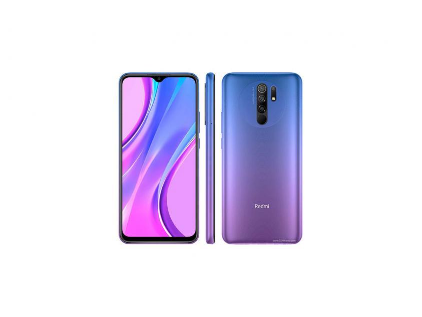 Κινητό Τηλέφωνο Xiaomi Redmi 9 Dual Sim 3GB/32GB Sunset Purple (RMI9332PR)